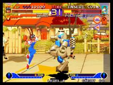 Waku Waku 7 Neo Geo 098