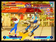 Waku Waku 7 Neo Geo 099