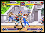 Waku Waku 7 Neo Geo 107