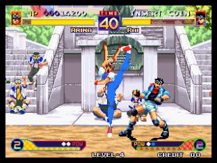 Waku Waku 7 Neo Geo 108