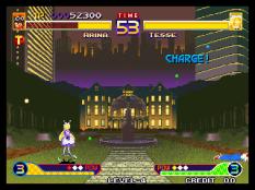 Waku Waku 7 Neo Geo 121