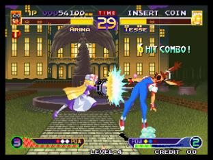 Waku Waku 7 Neo Geo 122