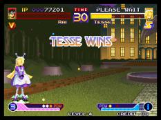 Waku Waku 7 Neo Geo 131