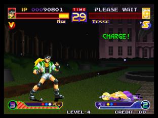 Waku Waku 7 Neo Geo 133