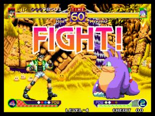 Waku Waku 7 Neo Geo 152