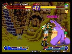 Waku Waku 7 Neo Geo 153