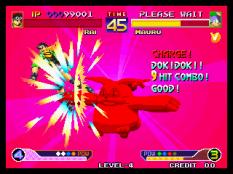 Waku Waku 7 Neo Geo 154