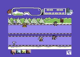 Winter Camp C64 12