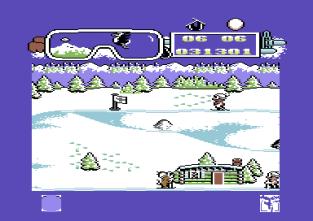 Winter Camp C64 64