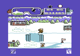 Winter Camp C64 67
