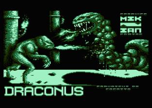 Draconus Atari 800 001