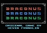 Draconus Atari 800 002