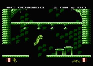Draconus Atari 800 009