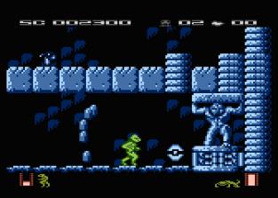 Draconus Atari 800 012