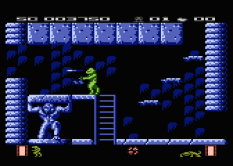 Draconus Atari 800 022