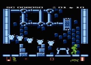 Draconus Atari 800 045