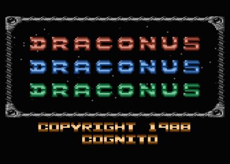 Draconus Atari 800 100