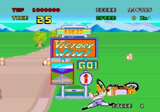 Enduro Racer Arcade 09