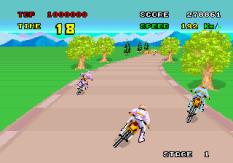Enduro Racer Arcade 10