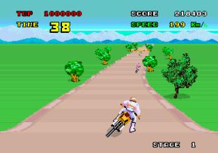 Enduro Racer Arcade 12