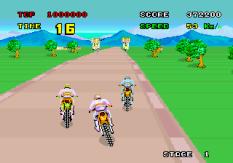 Enduro Racer Arcade 21