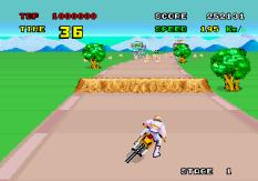 Enduro Racer Arcade 32