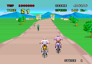 Enduro Racer Arcade 34