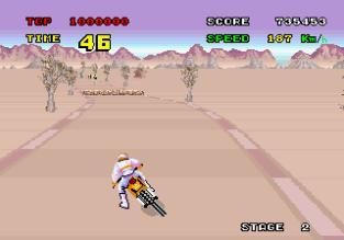 Enduro Racer Arcade 42