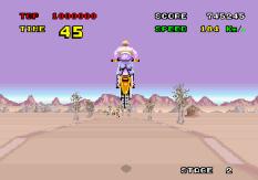 Enduro Racer Arcade 43