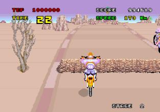 Enduro Racer Arcade 56