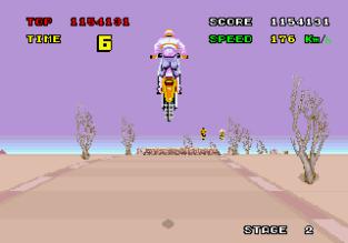 Enduro Racer Arcade 64