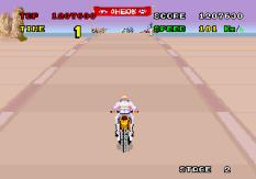 Enduro Racer Arcade 66