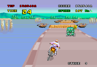 Enduro Racer Arcade 75