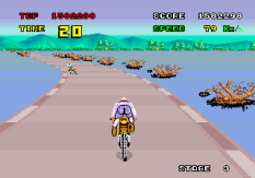 Enduro Racer Arcade 77