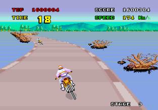 Enduro Racer Arcade 78