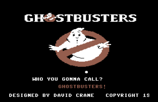 Ghostbusters C64 01