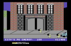 Ghostbusters C64 11