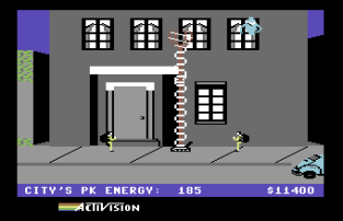 Ghostbusters C64 12