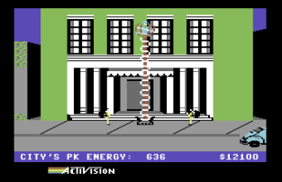 Ghostbusters C64 20