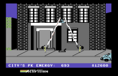Ghostbusters C64 21
