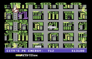 Ghostbusters C64 23
