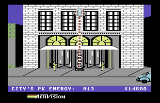Ghostbusters C64 31