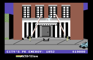 Ghostbusters C64 42