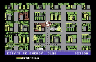 Ghostbusters C64 56
