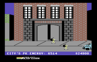 Ghostbusters C64 64