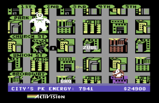 Ghostbusters C64 67