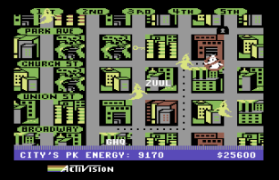 Ghostbusters C64 75