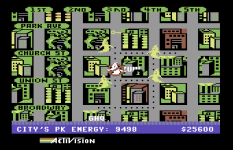 Ghostbusters C64 76