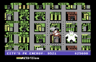 Ghostbusters C64 78