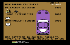 Ghostbusters C64 87
